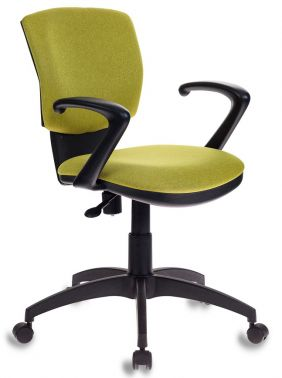 Кресло Бюрократ CH-636AXSN/GREEN зеленый BAHAMA