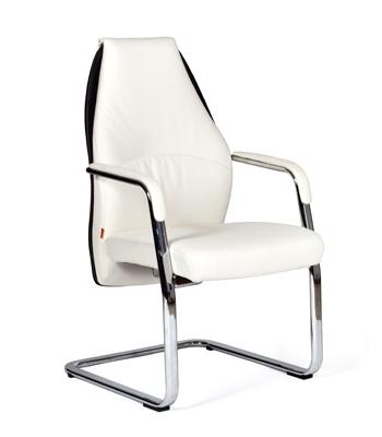 Кресло CHAIRMAN BasicV белое