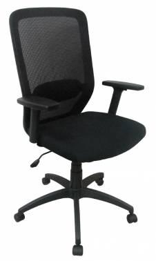 Кресло руководителя Бюрократ T-898-28 черный 26-28