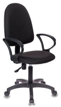 Кресло Бюрократ CH-1300/BLACK черный Престиж+