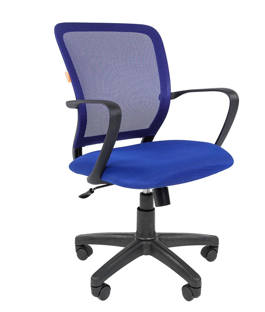 Кресло CHAIRMAN 698 black/ткань TW-05