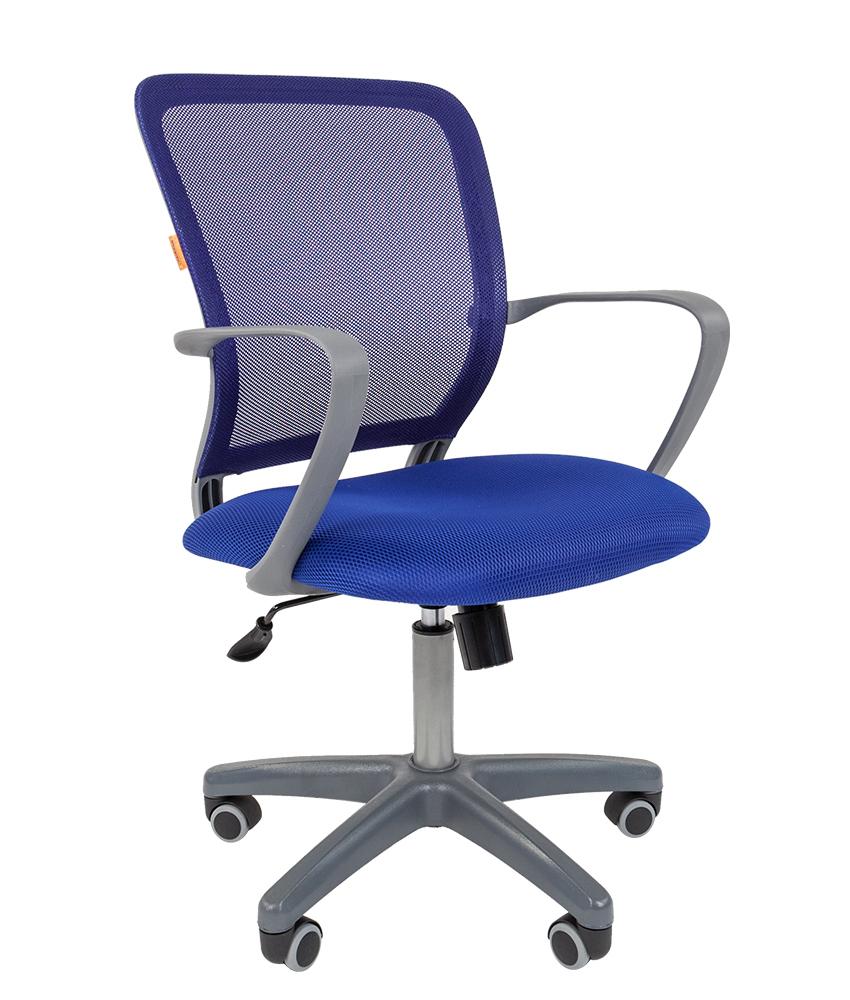 Кресло CHAIRMAN 698 grey/ткань TW-05