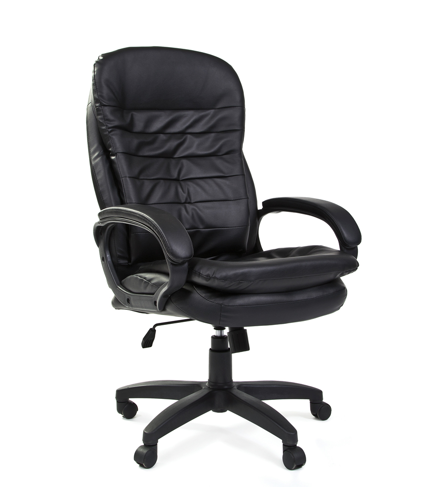 Кресло CHAIRMAN 795 LT/экокожа черная