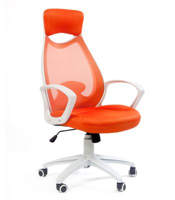 купить кресло офисное CH 840white, Кресла руководителя