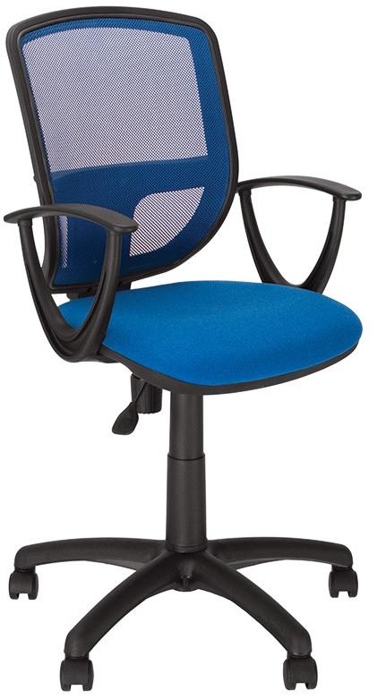 Офисное кресло BETTA синего цвета