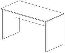 Столы письменные Simple