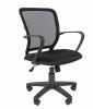 Кресло CHAIRMAN 698 black/ткань TW-01