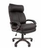 Кресло CHAIRMAN 505 черная экокожа