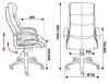 Кресло руководителя Бюрократ CH-824