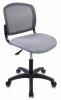 Кресло Бюрократ CH-1296NX/GREY спинка сетка темно-серый сиденье серый