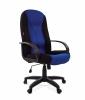 Кресло CHAIRMAN 785 /ткань синяя
