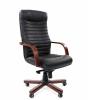 Кресло CHAIRMAN 480 WD /экокожа черная
