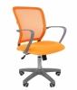 Кресло CHAIRMAN 698 grey/ткань TW-66