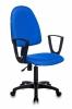 1157360_ Кресло Бюрократ CH-1300N, BLUE синий Престиж+ 15-10