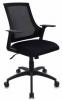 Кресло Бюрократ CH-500/TW-11 спинка сетка черный сиденье черный TW-11