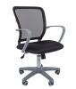 Кресло CHAIRMAN 698 grey/ткань TW-01
