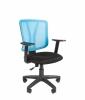 Кресло CHAIRMAN 626/синее